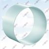 ФОТО: Соединитель круглых гибких каналов (муфта для круглых СМЭ)