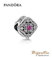 Pandora Шарм СКАЗОЧНЫЕ СОКРОВИЩА 792013NCC серебро 925 Пандора оригинал