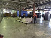 Монтаж оборудования для выдува ПЭТ тары.