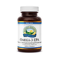 Омега - 3/Omega-3(EPA) - натуральный рыбий жир в капсулах.