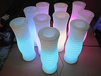 Светодиодная ваза для цветов  VS-12