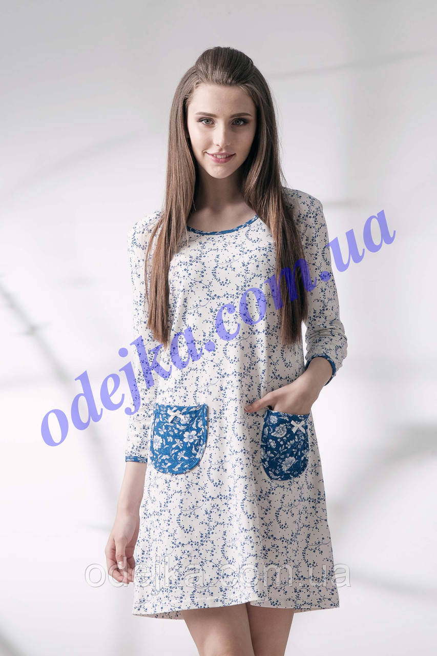 Сорочка женская LND 097/001 (ELLEN).