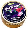 Льодяники Fine Drops Woogie зі смаком лісових ягід, 200 гр