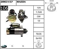 Стартер Mazda Xedos 6 (CA) 2.0 V6 /929  III (HC) 3.0 / MPV I (LV) 3.0 i V6 (LV10), фото 1
