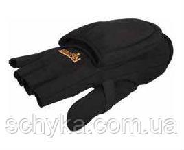Перчатки-варежки флис. ветрозащитные Softshell NORFIN 703061