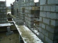 Шлакоблоки купить в Одессе. Блоки бетонные стеновые. Шлакоблок