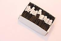 Шпильки Bohema чёрные 70 мм. 0.5 кг.