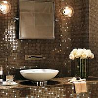 Мозаика для ванной. Стильное и практичное решение