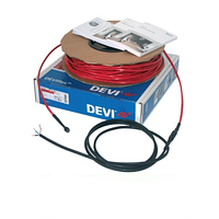 Двухжильный нагревательный кабель DEVIflex 18T (DTIP-18) 1485 Вт 10 м2