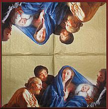 Салфетки для декупажа Рождество 6254