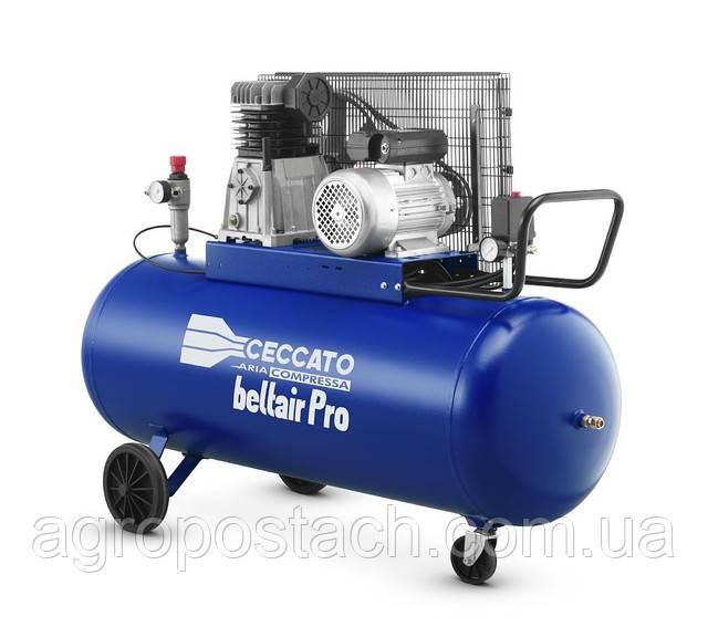 Компрессор маслянный с ременным приводом, 393 л/мин., 2,2 кВт, 220 В