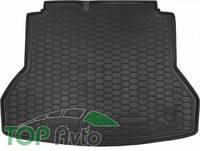 Avto Gumm Резиновый коврик в багажник HYUNDAI Elantra 2016-