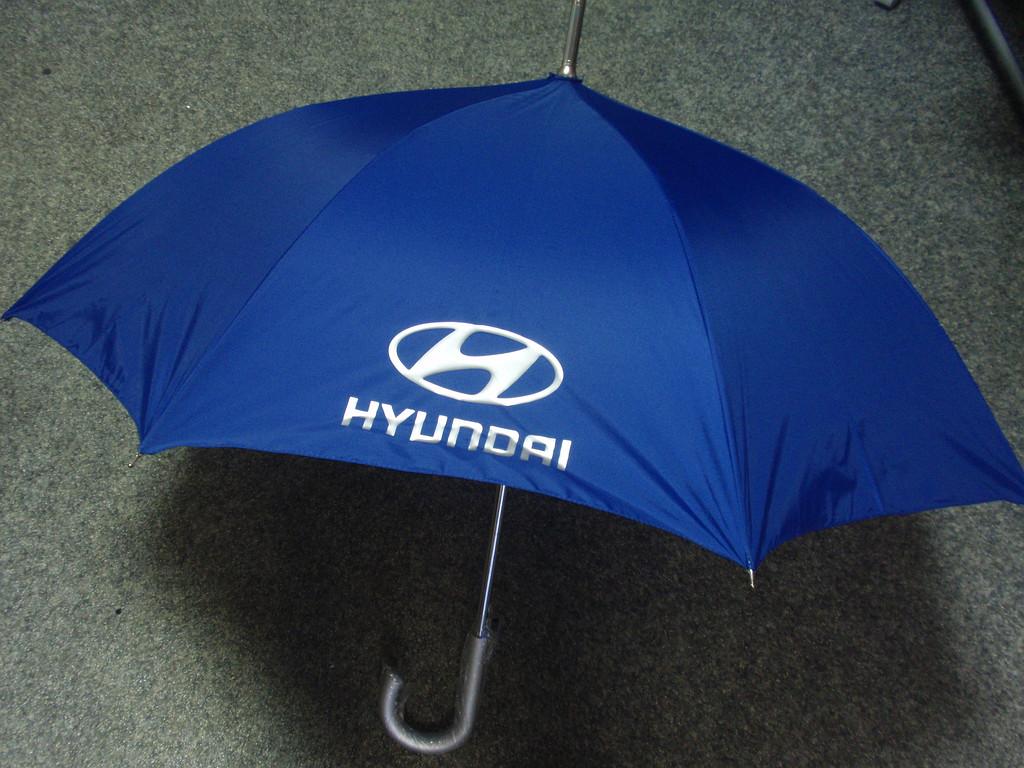 Зонты с печатью 1