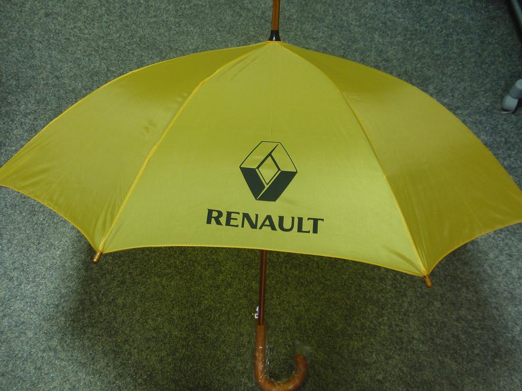 Зонты с печатью 4