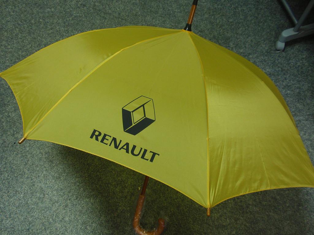 Зонты с печатью 5