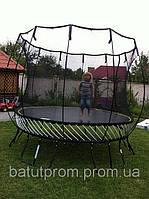 Компания Батут Пром первая в Украине установила самый безопасный батут в мире под названием Springfree.