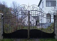 Кованные ворота 19900