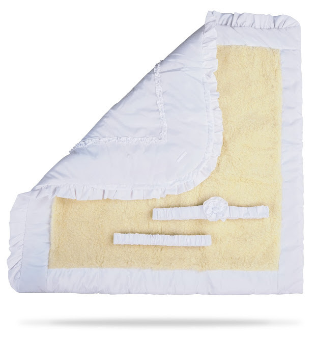 Конвертик легко делается одеялом