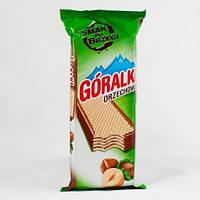 Вафельки Goralki лесной орех 50г Горалки, фото 1