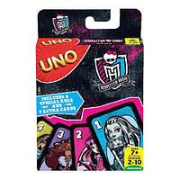 Игра настольная Uno Monster High CJM75