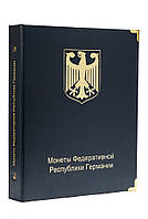 Альбом для памятных и регулярных монет ФРГ, фото 1