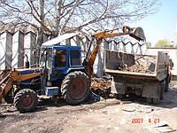 Вывоз грунта Киев.