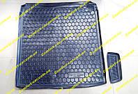 Коврик в багажник Volkswagen Passat (ФольксВаген Пассат) резиновый