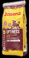 Сухой корм с пониженным содержанием белка (картофель и баранина) Josera Opiness 15кг