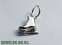 Подвеска серебряная Хоккейный Конек 410800