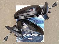 Зеркало боковое, ВАЗ 2108-09, черное 3251-09, 2шт <TEMPEST>