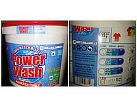 Стиральный порошок без фосфатов Power Wash 10 кг(Новая расфасовка в ведрах)