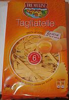 Яичная лапша TreMulini Tagliatelle гнёзда