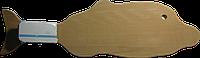 Доска для рыбы с зажимом в форме рыбы