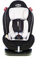 Автокресло Kids Life Discovery BS01-S1 черно-серое (0-25 кг)
