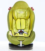 Автокресло Kids Life Discovery BS01-S31 оливково-желтое (0-25 кг)