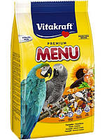 Vitakraft Menu Меню с медом для крупных попугаев