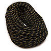 Статический шнур SINEW MASTER 10мм (черный)