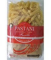 Макароны PASTANI Fusilli 500 гр (спираль)
