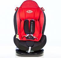 Автокресло Kids Life Discovery BS01-S31 черно-красное (0-25 кг)
