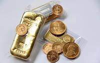 Кредит и скупка под залог золотых монет и слитков