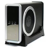 """Карман AgeStar SUB3AHT Black / Silver (для 3.5 """"SATA жестких дисков, интерфейс подключения - USB2.0, охлаждени"""
