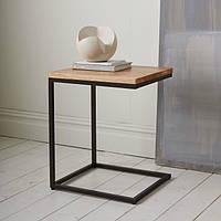 Мини-столик из дуба