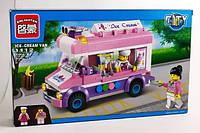 Конструктор Brick Машина-Мороженное 1112