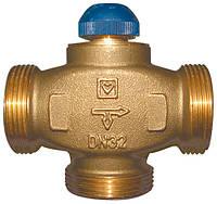 """Трехходовой термостатический клапан HERZ CALIS-TS-RD 1/2"""" распределение потока 100%"""