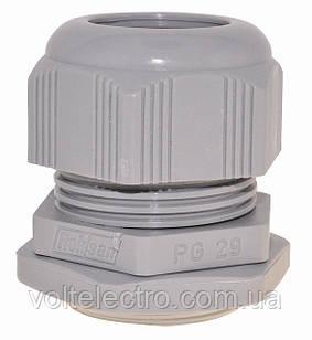 Кабельный зажим, IP68 PG7, 3-6,5мм