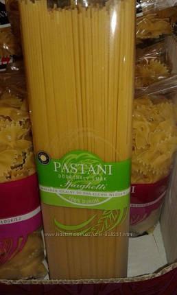 Макароны PASTANI Spaghetti 500 гр (спагетти), фото 2