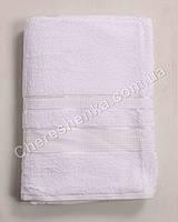 Махровое полотенце банное BG (140*70) Банное, 400.0, Узбекистан, 100, Белый