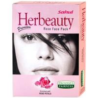 Маска Роза для лица, Rose Fase Pack Sahul, 100 гр
