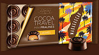 Черный шоколад Caramel  COCOA TRAVEL Baron Excellent,100 гр