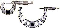 Микрометр МК 0-25, гладкий цена деления 0,01 мм, IDF(Италия)